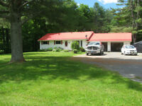 Large Country Bungalow South of Madoc