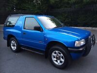 vauxhall frontera family owned 16 years 97000 miles Hardtop