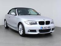 2012 BMW 1 SERIES 118d M Sport GBP1675 Of Extras