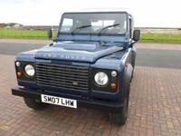 Land Rover Defender 90 P/U Pick-Up 2.4 Manual Diesel