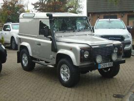 2000X Reg Land Rover Defender 90 X TECH County ( NO VAT ) 69000 MILES !!