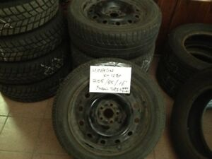 Used Michelin X-Ice 205/55/16""