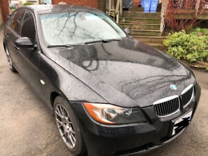 2007 BMW 323i - Low mileage