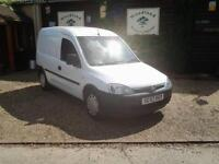 Vauxhall Combo GTI diesel clean tidy van ready for work