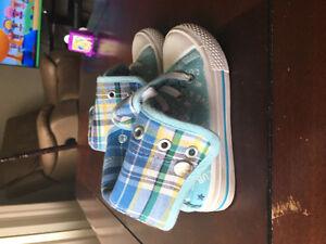 Cute toddler sneakers
