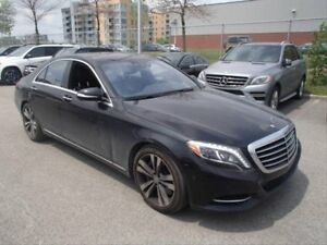 Mercedes-Benz S-Class S 400 4MATIC + Toit Panoramique + Full + D