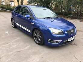 FORD FOCUS ST, FULL SERVICE HISTORY, POPS AND BANGS