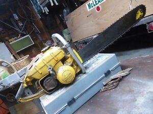 Vintage Chainsaw London Ontario image 3