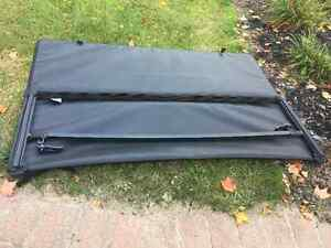 F150 Tri-fold Truck Bed Tonneau Cover (Freedom by Extang) London Ontario image 2