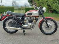 1970 TRIUMPH BONNEVILLE T120. STUNNING! MATCHING NUMBERS. DELIVERY AVAILABLE