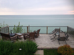 GRAND BEND LUXURY WATERFRONT COTTAGE SEPT. DATES AVAILABLE