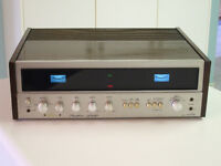 RARE Planar by Electrohome SA-2100 Stereo Integrated Amplifier.