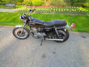 wanted cb750k 1977 or 78 seat