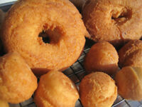 Wanted: Old Fashion Cake Donuts