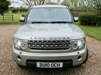 2010 Land Rover Discovery 4 TDV6 HSE Auto Estate Diesel Automatic