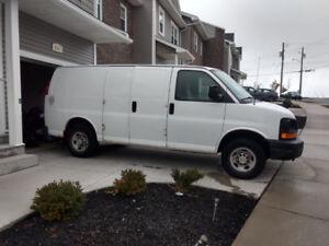 Cargo Van Express 1500