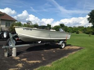 Sylvan Boat Seats Boats For Sale In Ontario Kijiji: aluminum boat and motor packages