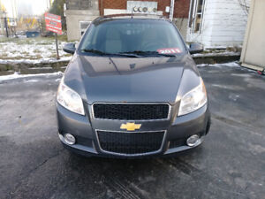 2011 Chevrolet Aveo LT.One Owner.Clean Carproof.Low Mileage