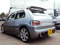 Citroen Saxo VTR – WITH FULL MODIFIED BODY KIT – DOUBLE LOUD EXHAUST - OLD SKOOL