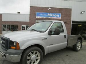 "Ford Super Duty F-250 Reg Cab 137"" 2006"