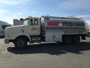 2007 Western Star Fuel Truck For Sale