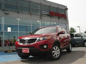 2012 Kia Sorento 3.5L LX V6 AWD at