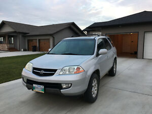 2001 Acura MDX Touring Package SUV, Crossover