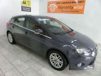 2012,Ford Focus 1.6TDCi 115bhp Titanium***BUT FOR ONLY £33 PER WEEK***