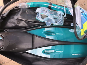 Snorkelling fun, mask and snorkel brand new kit Milton Brisbane North West Preview