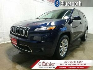 2016 Jeep Cherokee Limited  - Leather Seats - Heated Seats