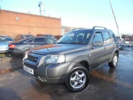 LANDROVER FREELANDER ES 2.0 DIESEL TD4 ONE OWNER