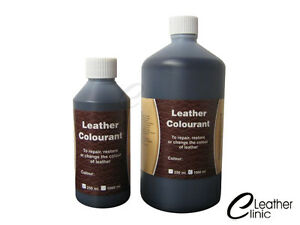 250 ml leather dye stain pigment paint for sofa 74 colours for Teinture cuir canape