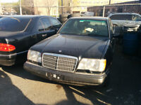 Mercedes Benz E320 W124 FaceLift Body Parts for Sale
