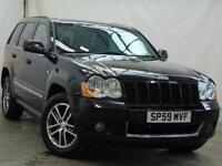 2009 Jeep Grand Cherokee S LIMITED CRD V6 Diesel black Automatic