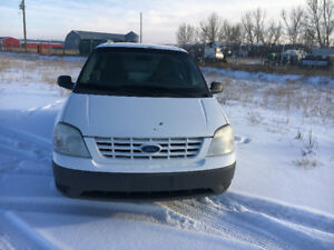 2005 Ford Freestar Cargo Van (Active Ab,Clean History)