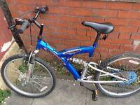 ** cheap mountain bike**