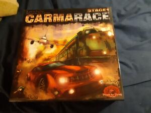 Carma race (Board game)