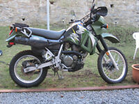 KLR 650 IN EXCELLENT SHAPE