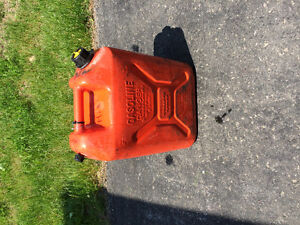 Gas Jerry Can