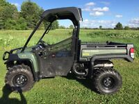 John deere gator 825i power steering