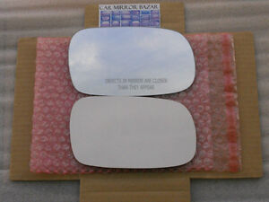 726RC - Subaru Forester Impreza Legacy Mirror Glass Right Side