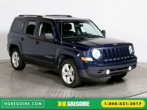 2014 Jeep Patriot NORTH AUTO A/C GR ELECT MAGS BLUETHOOT