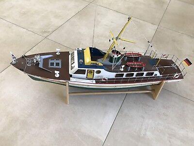 RC Modellbau Schiff Boot Graupner Condor- voll funktionsfähig