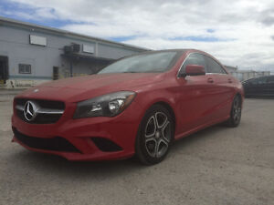 2014 Mercedes-Benz Autre CLA 250 Berline