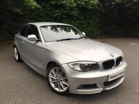 BMW 120 1 SERIES 2.0TD 120D M SPORT DIESEL 2011 11 REG
