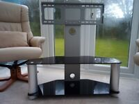 Television stand.. excellent..no marks or scratches!