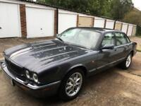 Jaguar XJ Series 3.2 AUTO XJ8 Sport 118K FSH PARKING SENSORS NEW BRAKES BATTERY