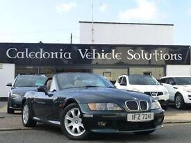 2000 BMW Z3 Z3 2.8 ROADSTER 2DR