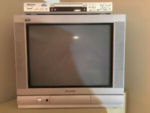 TV/DVD Player Combo--IDEAL 4 den, Gaming, Kids, Exercise room