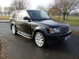 Land Rover Range Rover Sport 2.7TD V6 HSE Auto 2009MY